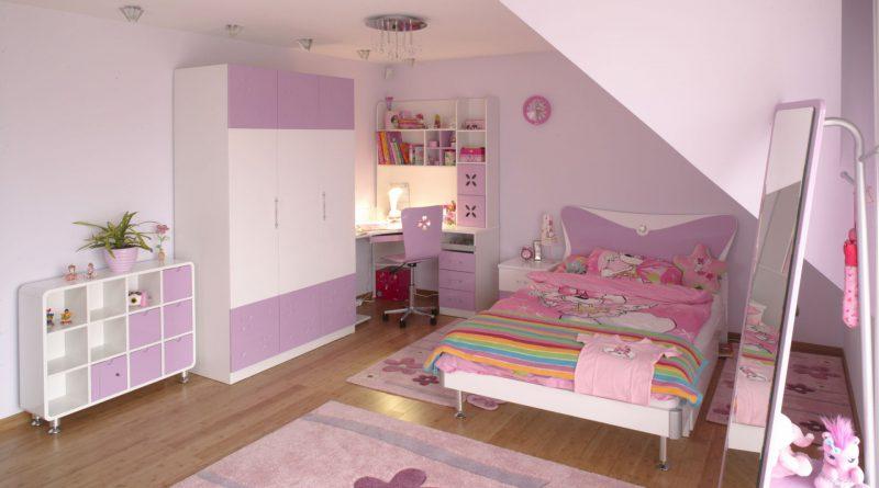 pokój dziewczynki pokój dziecięcy