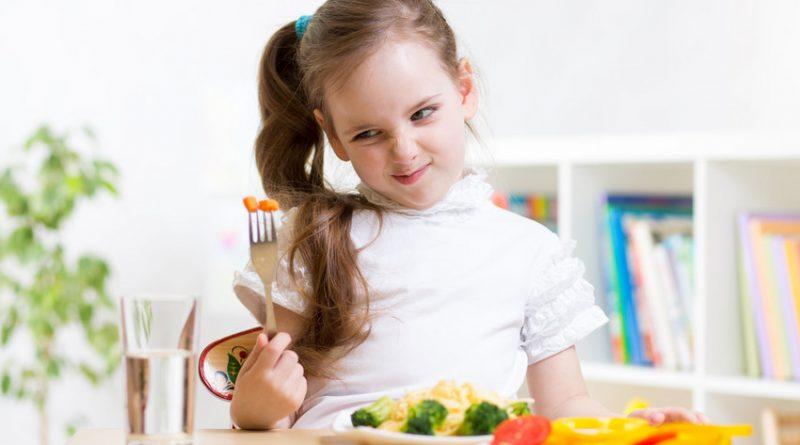 odżywianie dzieci, co zrobić kiedy dziecko nie chce jeść