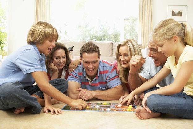 spedzanie czasu z dziećmi