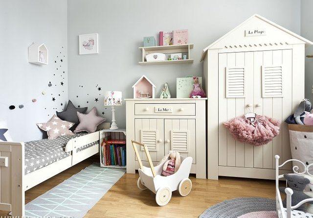 umeblowanie pokoju dziecka