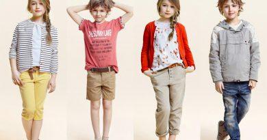 moda dla dzieci, modne ubrania dziecięce