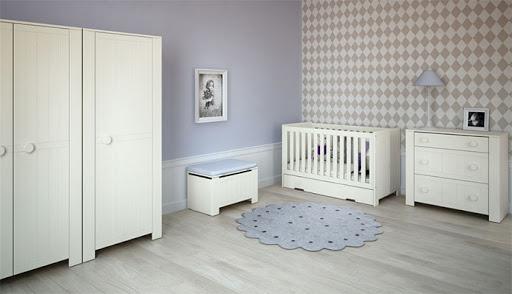 pokój dziecka, minimalistyczny pokój dziecięcy