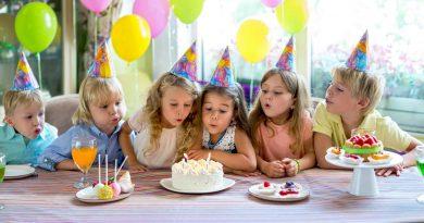 urodziny dziecka, przyjęcie urodzinowe