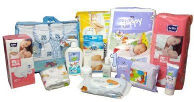 ubranka niemowlęce, śpiochy niemowlęce